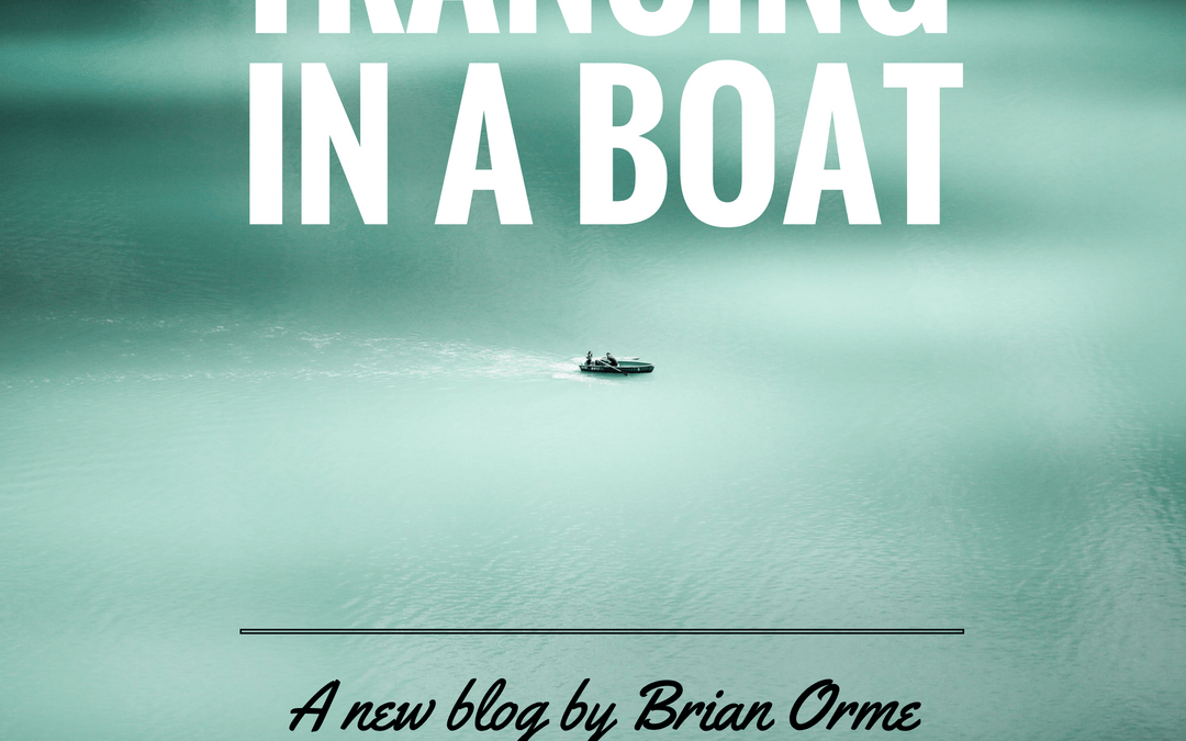 Trancing in a Boat